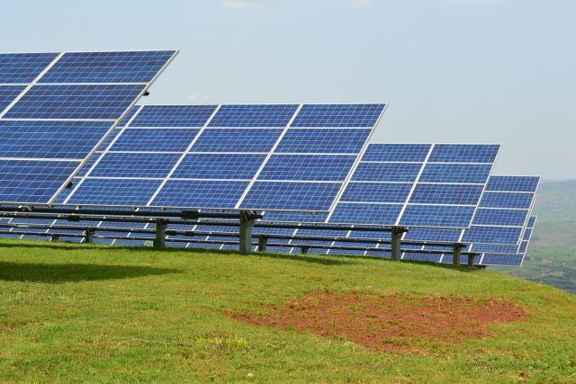 Solar panels in Rwanda