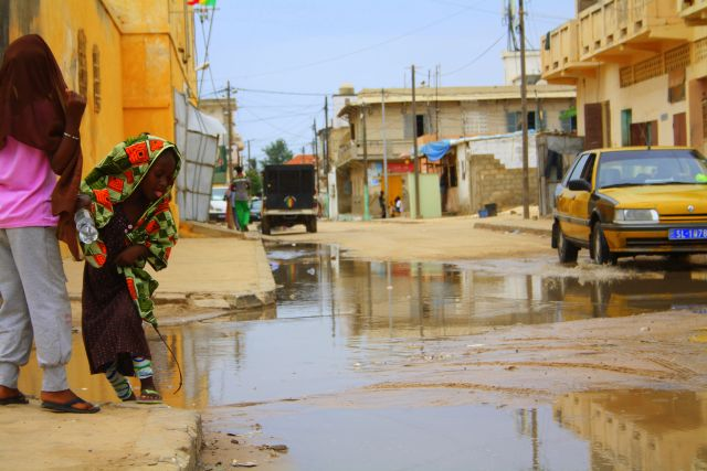 Climate finance can help address climate impacts in places such as Senegal. Flickr/Patrick Schumacher
