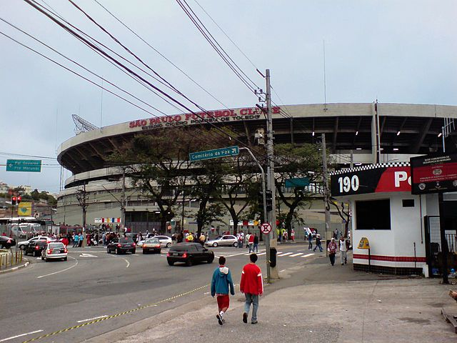 Cícero Pompeu de Toledo stadium