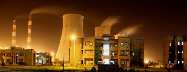 A power plant in India. Flickr/Vikramdeep Singh