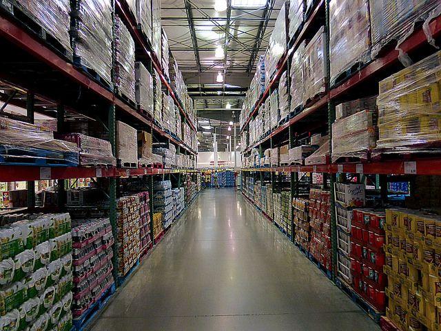 Big box store in Utah County, Utah.