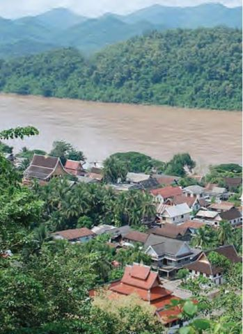 View of the Lower Mekong - AMDI 2014