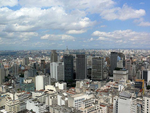 São Paulo , Brazil. Photo Credit: veebruar/Flickr