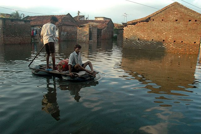 One of the most challenging and important sticking points in the international climate negotiations is the money to help poor countries adapt to the impacts of climate change. Photo credit: Sudipto Das, Global Environment Facility