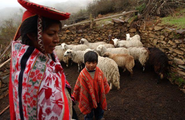 Indigenous People in Peru