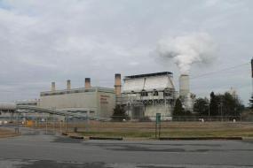 Marshall Steam Station in North Carolina. Photo credit: Cdtew, Wikimedia Commons