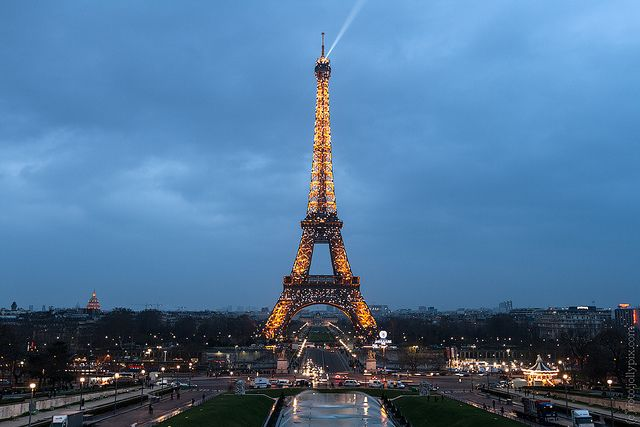 The recent Business & Climate Summit took place in Paris, France. Photo by Max Mayorov/Flickr