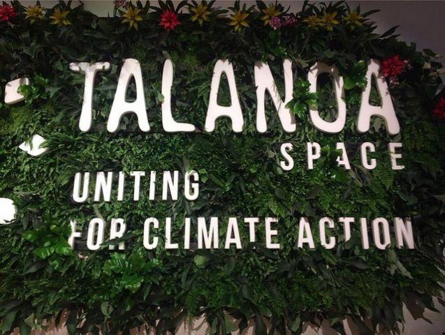 Talanoa Dialogue