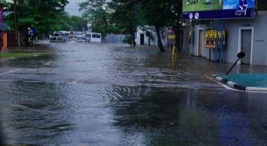 Flooding in Sri Lanka