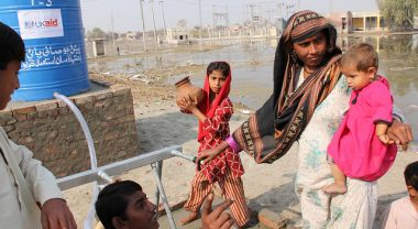 36 countries face extremely high water stress, including Pakistan (shown here). Photo credit: Russell Watkins, DFID