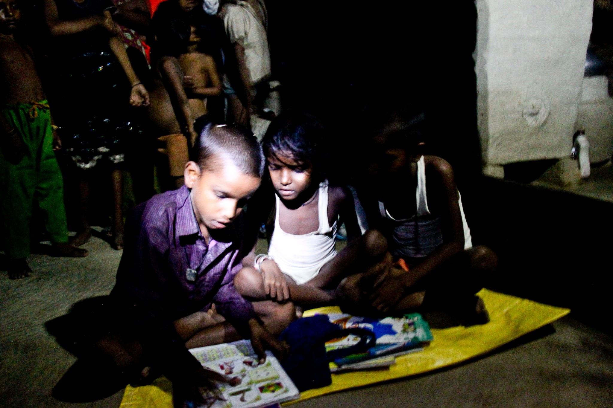 <p>Electricity access is crucial to closing education and development gaps. Photo by DIVatUSA/Flickr</p>