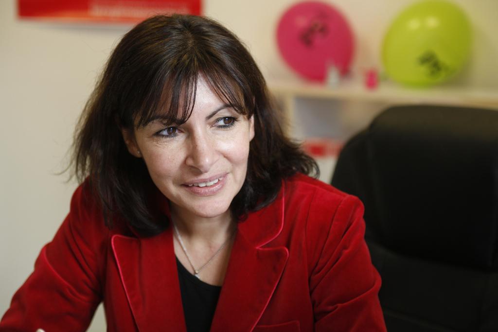 <p>Mayor Anne Hidalgo of Paris knows cities can lead climate action. Flickr/Parti Socialiste</p>