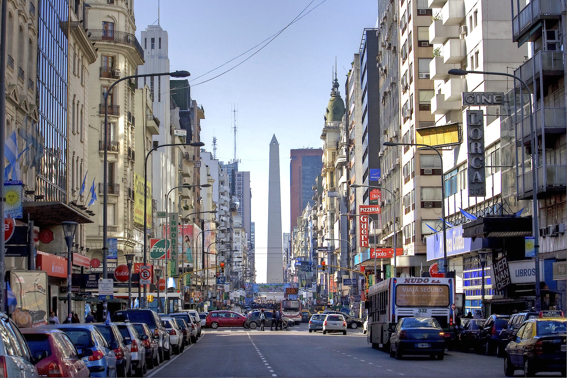 <p>Buenos Aires, Argentina is one of many cities struggling to get the activity data needed to create climate action plans. Photo by Halloween HJB/Pixabay</p>