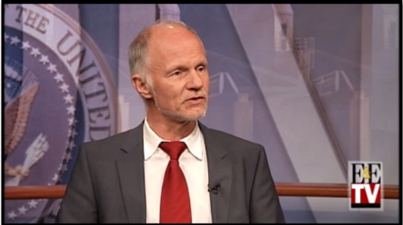 <p>Watch Rainer Baake discuss the Energiewende in an interview with E&E TV</p>