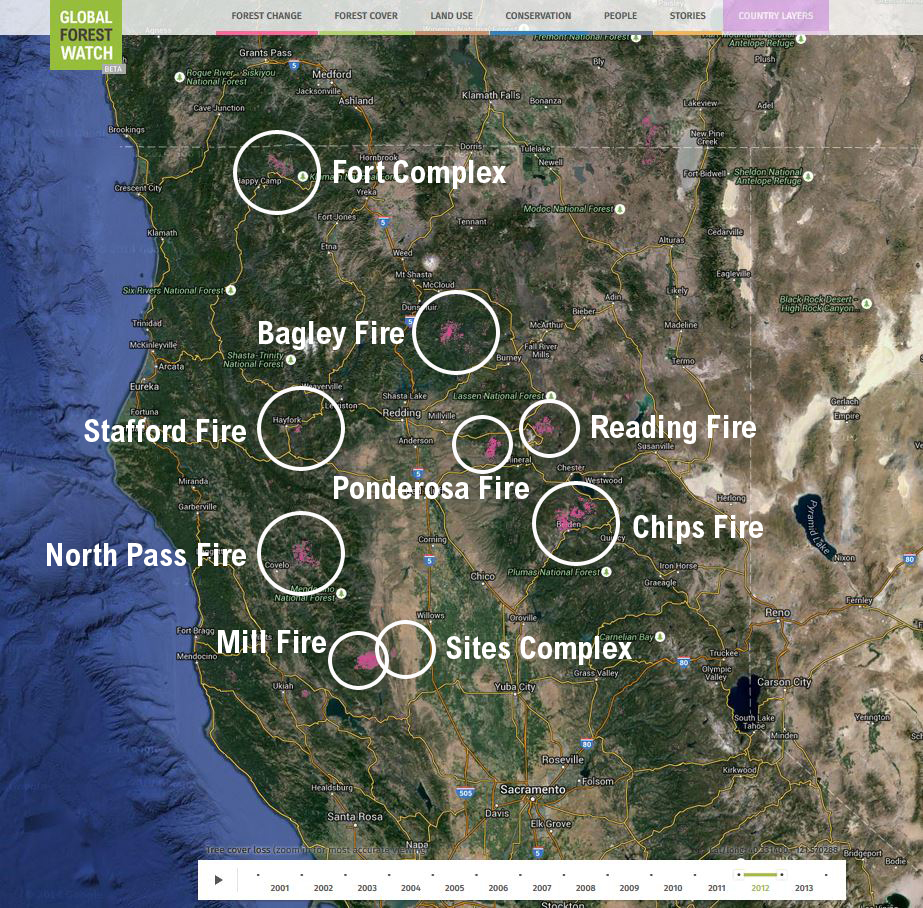 3 Trends in US Wildfires World Resources Institute
