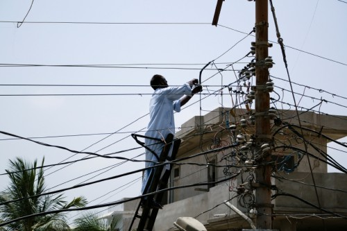 living up to potential india s energy savings companies world rh wri org India Electrical Wiring Mess India Wiring Mess