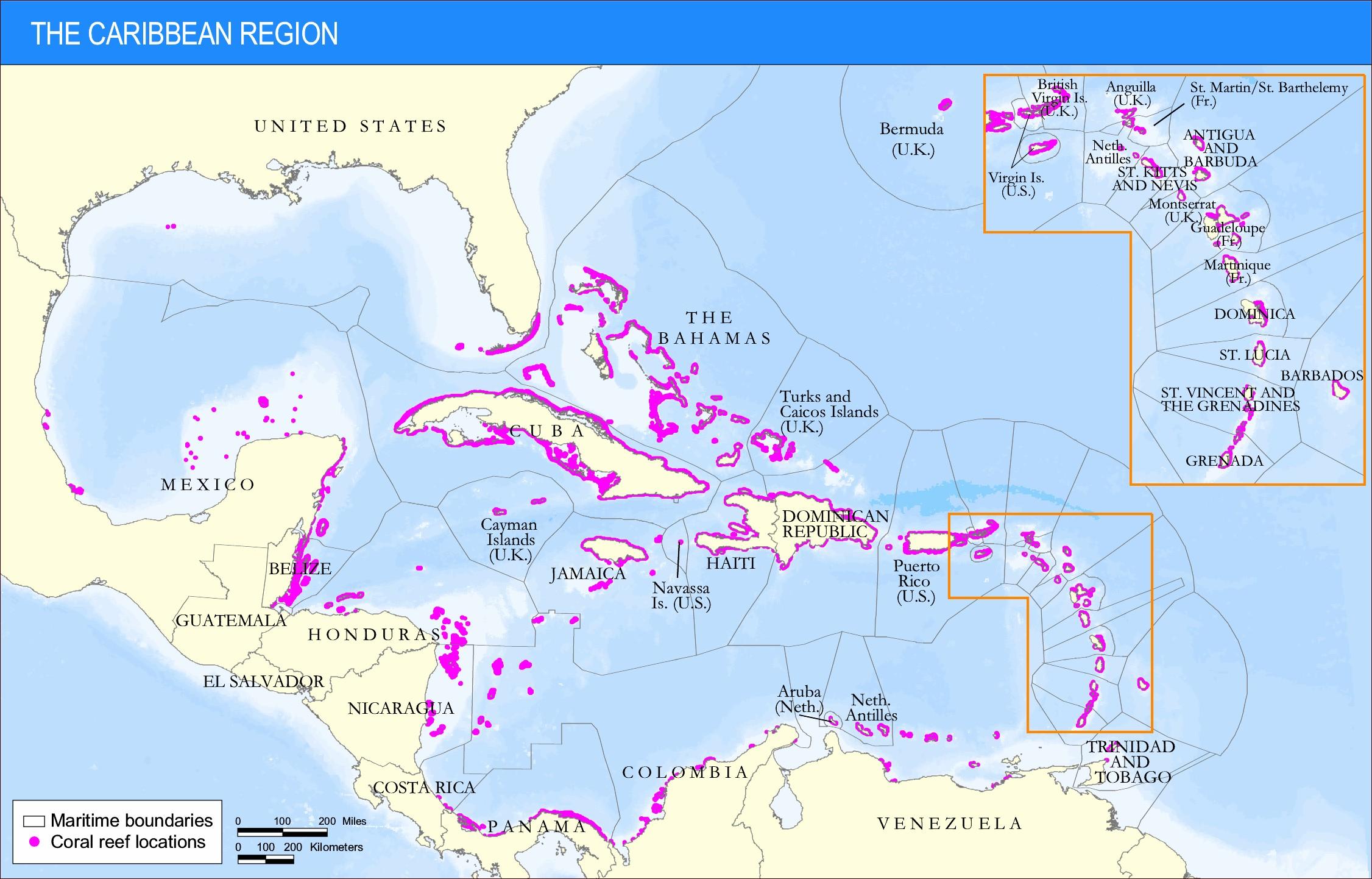 The Caribbean Region | World Resources Institute