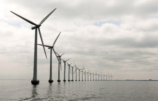 Middelgrunden Wind Farm. Flickr/UN Photo