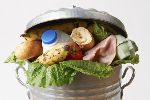Fresh food gone to waste. Flickr/USDA