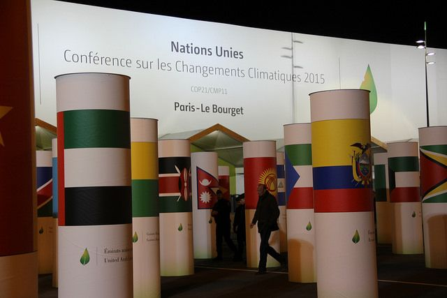 196 Parties adopted a new international climate agreement at COP21 last month.