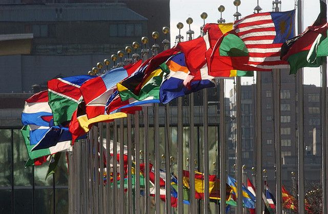 UN headquarters in New York City. Photo credit: United Nations/Flickr