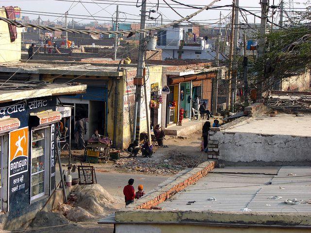 Neighborhood in India