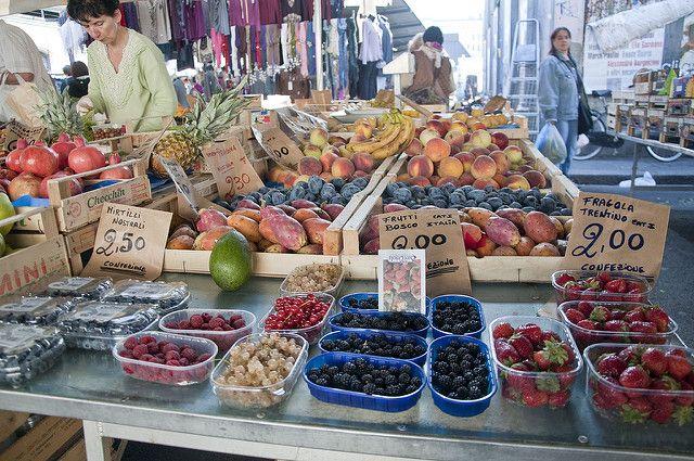Sant' Ambrogio Market, Florence, Italy
