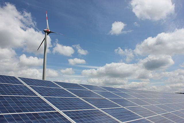 Renewable energy in Enkenbach-Alsenborn
