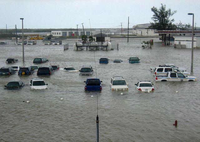 Flooding in Key West, Fla.