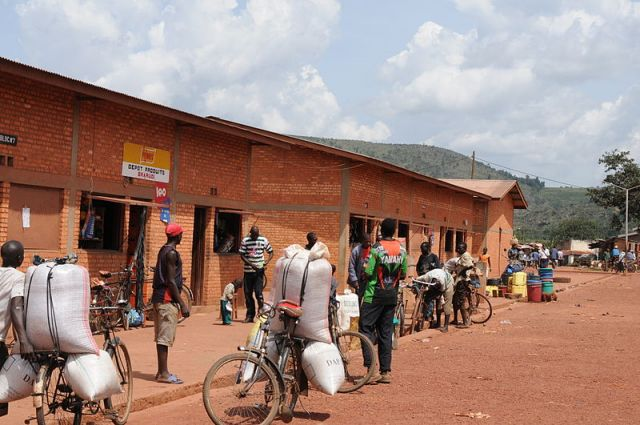 Cankuzo Market in Burundi