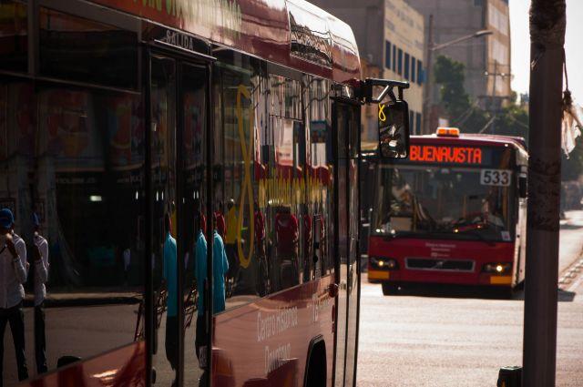 Mexico's BRT system