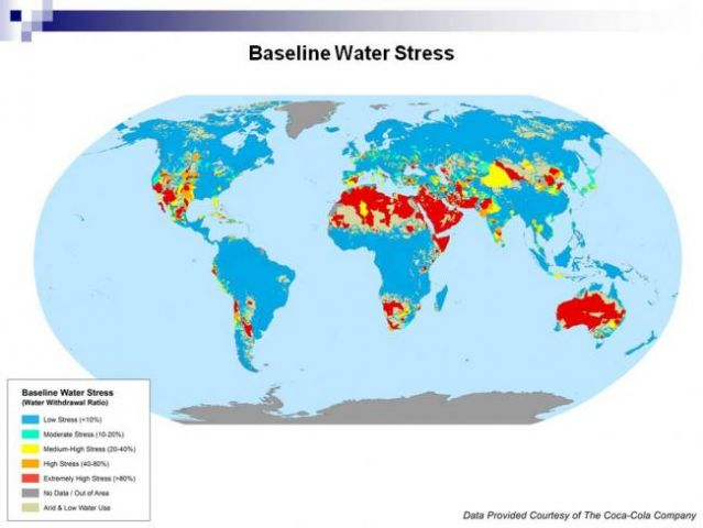 Aqueduct and the Water-Food-Energy Nexus | World Resources Institute