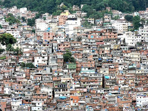 As host of the 2014 World Cup, all eyes will be on Brazil's cities to see how they deal with their sustainability challenges and opportunities. Photo credit: Crystal Davis, WRI