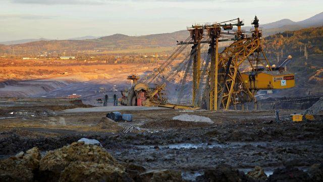 Extraction machine coal mine coal mining excavator