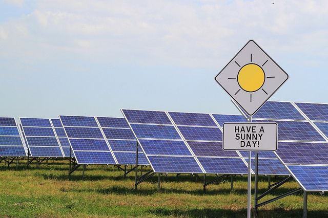 The United States, China, and Japan have been moving aggressively with solar photovoltaic (PV) installations. Photo credit: Activ Solar/Flickr