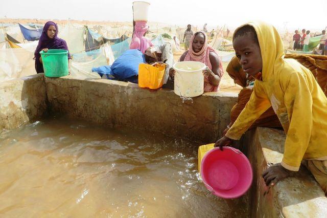 Mali water