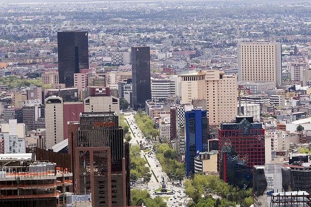 Mexico committed to reduce its emissions by 22 percent from business-as-usual levels by 2030. Photo by Pulpolox/Flickr