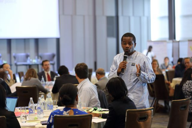 During the Bangkok forum, participants shared practical approaches to shifting to long-term strategies.
