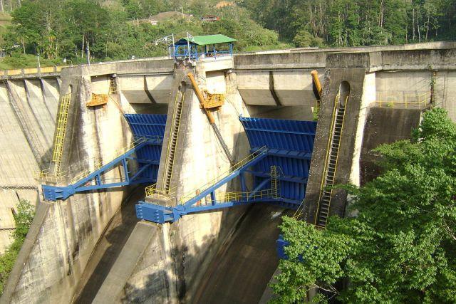 Cachi Hydroelectric Plant. Cartago, Costa Rica