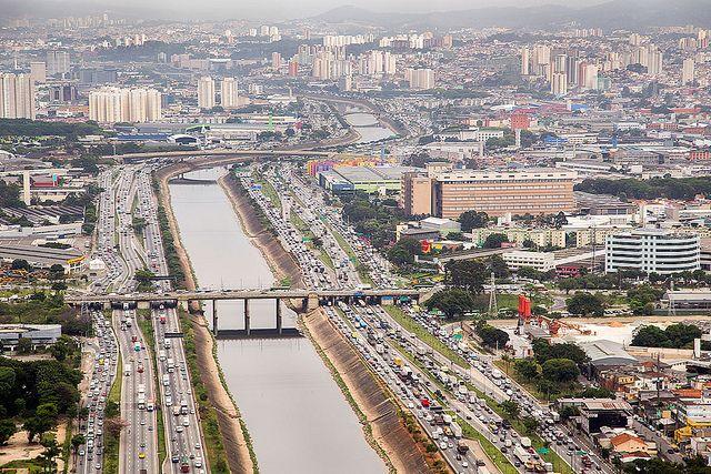 3 Maps Help Explain So Paulo Brazils Water Crisis World