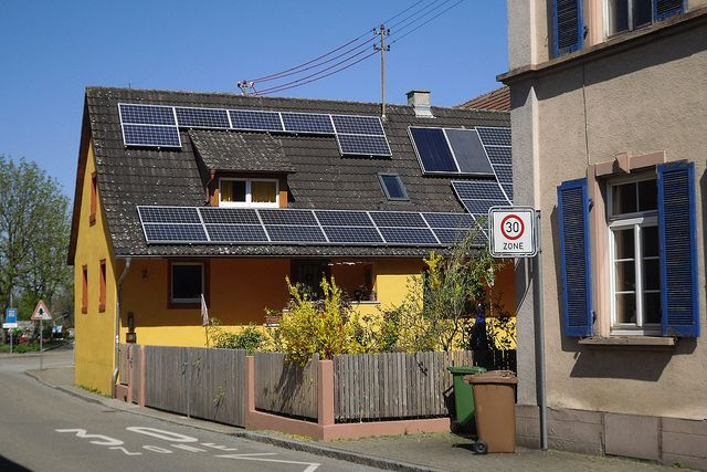 "The ""renewable energy club"" recently initiated by the German government could provide a boost to the national and global expansion of renewable energy. Photo credit: Till Westermayer, Flickr"