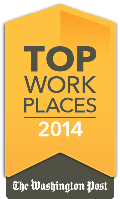 "WRI Named Among ""Top Workplaces"" by Washington Post"