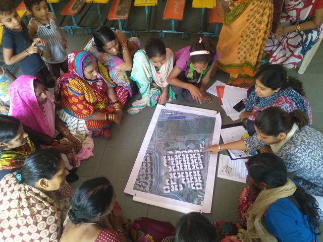 community workshop in India