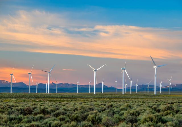 As demand for renewable energy expands, so too are our efforts to facilitate further collaborations to open new markets for clean power.  Photo by Daniel Hoherd/Flickr.