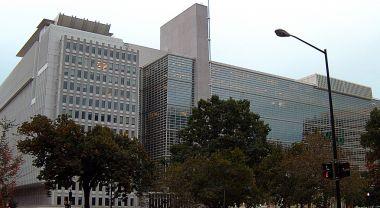 The World Bank Building in Washington, DC. Flickr/Aaron Webb