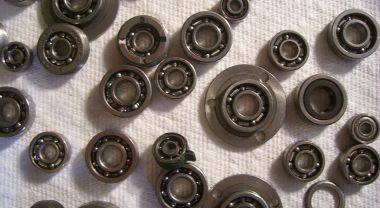 Ball bearings are one of the many products affected by unverifiable claims of avoided emissions. Flickr/jfeathersmith