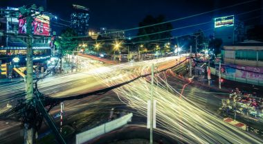 Traffic in Saigon. Flickr/Jonas Ginter