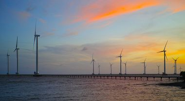 Offshore wind farm in Vietnam