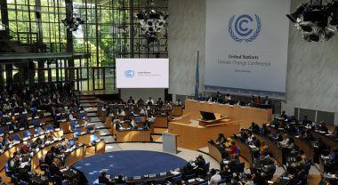 UNFCCC Bonn Climate Change Conference. Photo by UNFCCC.