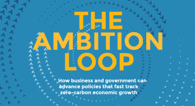 The Ambition Loop World Resources Institute